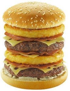 burger technologie en couche