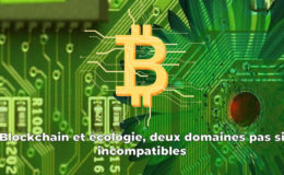 blockchain écologie crypto monnaie minage