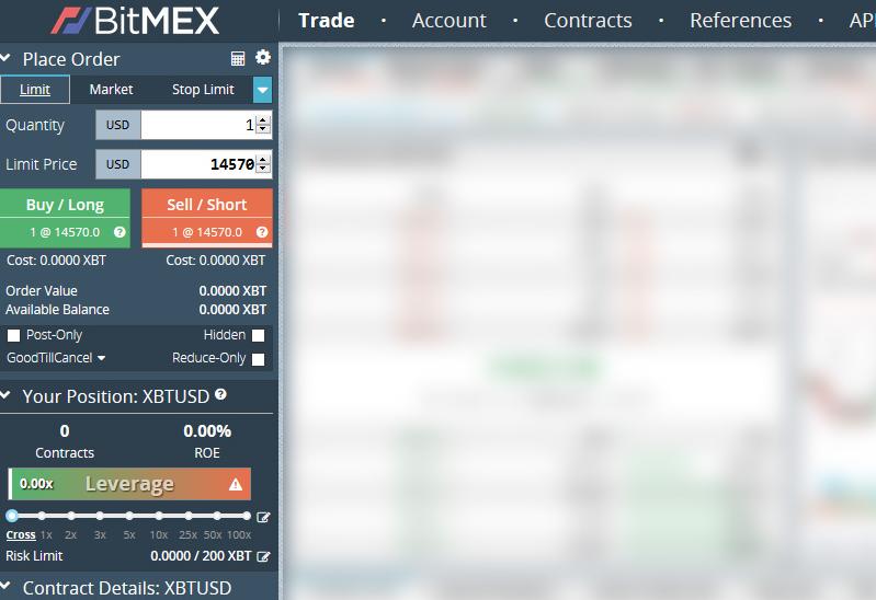 bitmex futures et swap