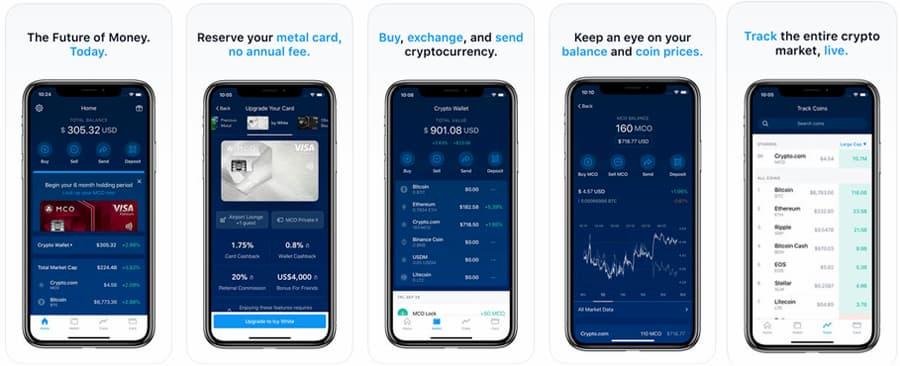 cryptocom app
