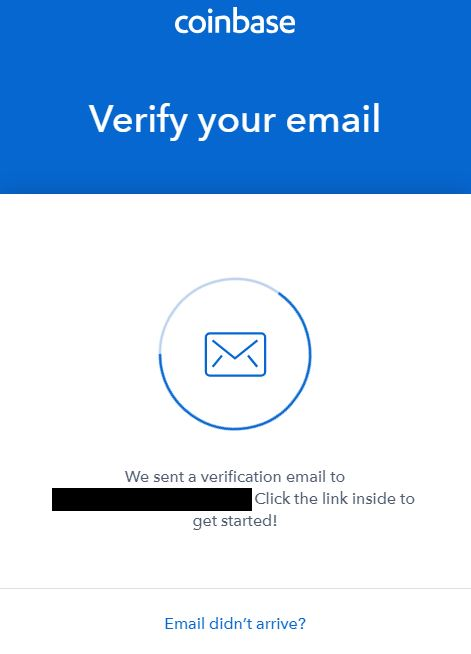 email coinbase
