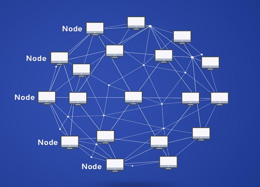 noeuds blockchain