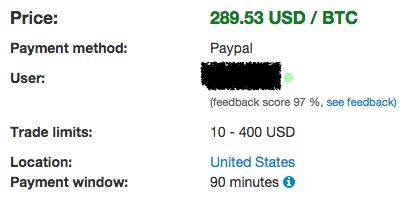 localbitcoins acheter btc paypal