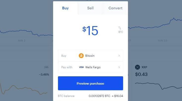 acheter des bitcoin avec coinbase
