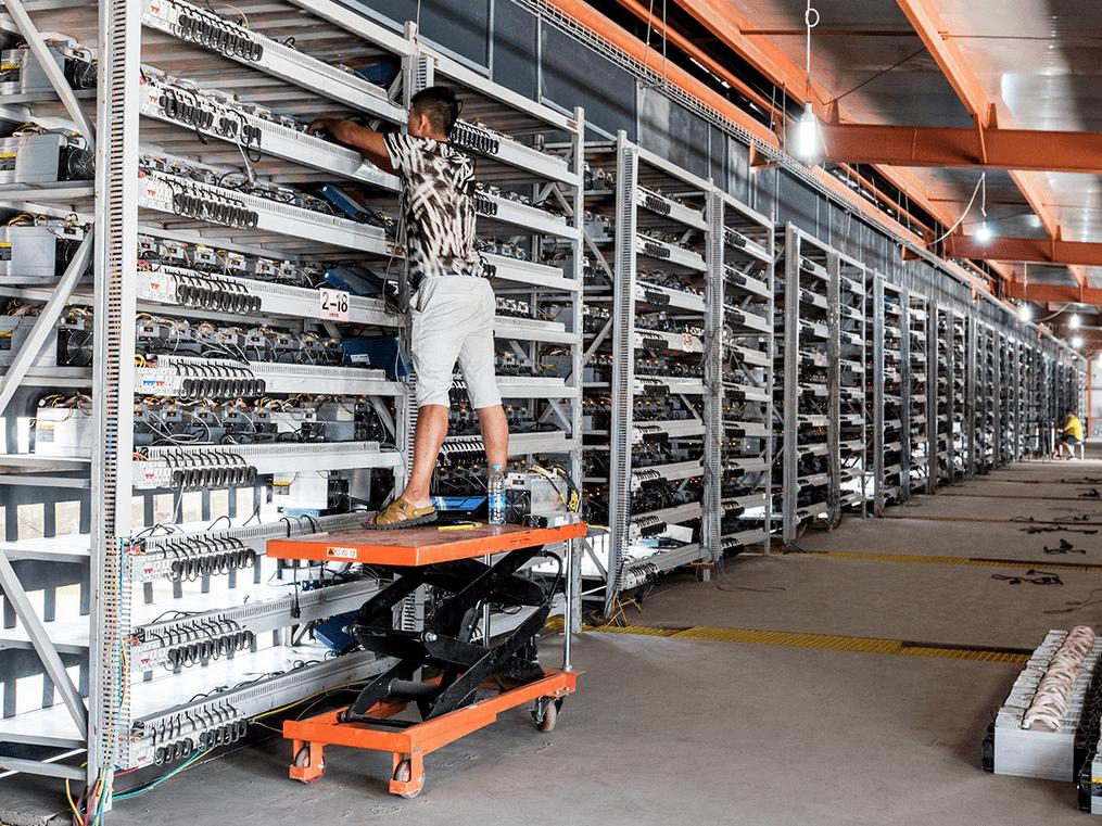 temps pour miner un bitcoin